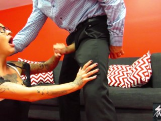Chantelle fox gets her co worker fired and he gets some payback