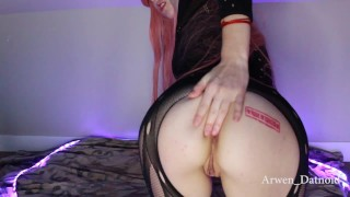 Ass To Mouth Anal Fucking With Crystal Dildo Fetish long