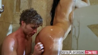 DigitalPlayground - Stepmom Amy Anderssen gets pounded by stepson