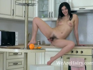 Pussy dripping cum video