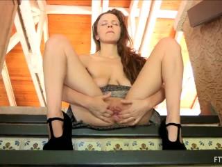 Big Tits Beauty Avri Compilation on FTVGirls