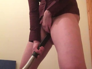 Clit torture from Henry the Hoover