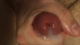 3 Quick Ejaculation Close Ups. Nothing fancy, just my cock blowin' loads