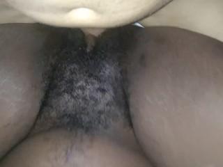 Hoe is Black pussy