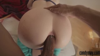 Candy May 100% ANAL POV