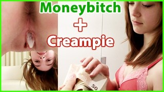 Moneybitch + Creampie! Anny Aurora fucks for Money: Anny Aurora Escort