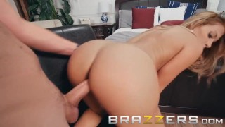 Brazzers - Blonde milf Mercedes Carrera strips to unwind Mouth old