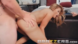 Brazzers - Blonde milf Mercedes Carrera strips to unwind Me inside