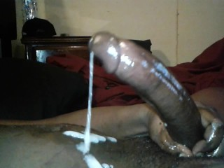 very big black cock