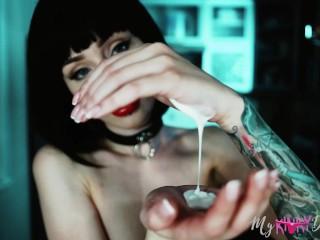 Erotic 4K ASMR Lotion boobs play by MyKinkyDope (more on my patreon)