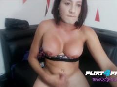 Nicole, den sexy transgenderen