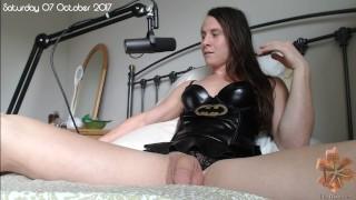 costume show recording batgirl