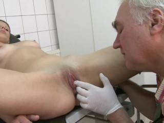 So Young so Bitch...she loves her Doctor COCK...a very OLD experience!!!