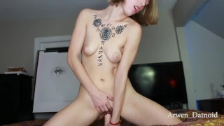 GFE Stoner Girlfriend Helps You Relax After Work