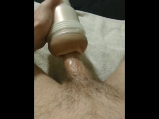 Fucking Fleshlight until I Cum
