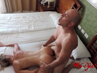 Rago Girdles Cumshot On The Oiled Ass, Big Ass Babe Big Dick Blonde Hardcore
