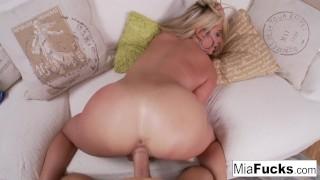 Hard mia pussy fucked her gets puba pornstar