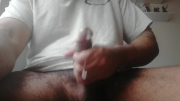 Arab Young Man Cums