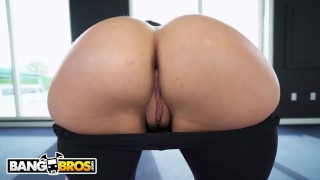 BANGBROS - PAWG Jada Stevens Teaches J-Mac All About Yoga Teen boobs