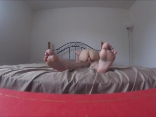 Boyfriend Fucks Me for The First Time on Camera (Preview)