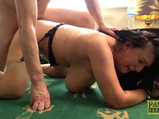 Busty Mature Sabrina Jade Enjoys Getting Fucked Pretty Much