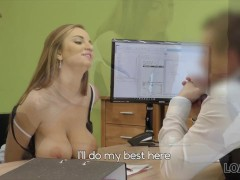 Blonde fuck on porn casting cancer and shot close-up
