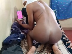 Remote Controlled Butt Plug Inside My Virgin Asshole