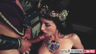 DigitalPlayground Ryan Driller Stevie Shae Cleopatra