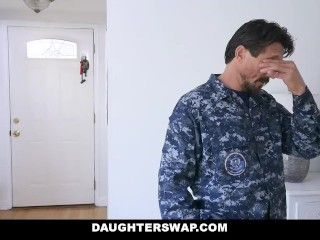 DaughterSwap - Daughters Swapped And Trained By Militant Dads