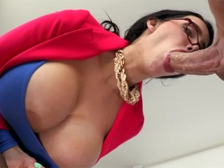 Free bizarre porn clips milf with huge tits amy anderssen gets fucked in the office realitykin