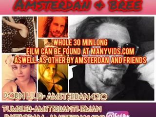 Amsterdan & Baby Bree