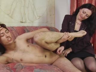 Nuori ja vanha porno vedio sex