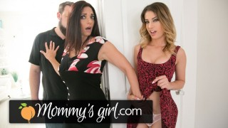 Kristen Scott Begs Step Mommy to Fuck Her One Last Time