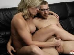 Cory Chase in Busted Footjob