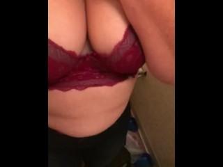 Big titties bouncing slow motion