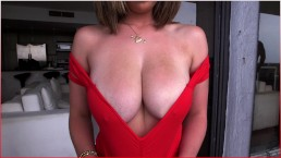 BANGBROS - Brunetter Pornstar Brooke Wylde Has Amazing Natural Big Tits