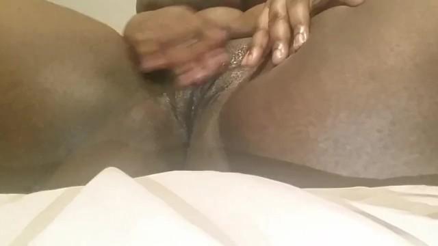 Ebony Anal Threesome Squirt