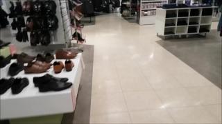 Store Restroom Fuck& 漱口燕子