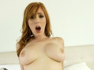 NF Busty - Hot Ginger Lauren Phillips Fucks Roommate S3:E7
