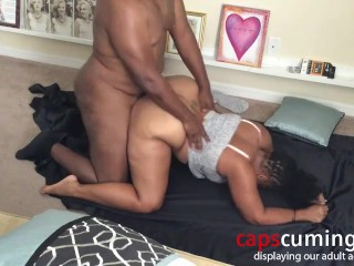 Girls Get Down On The Floor - Creamy Pussy