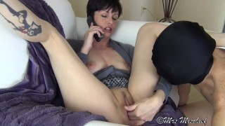 Cuck Hubby Sucks Out My Boyfriend's Creampie - femdom cuckold humiliation  cuck hubby pussy worship submissive hotwife cuckold humiliation femdom mrs mischief pussy licking oral servitude pussy eating oral sex creampie eating ignore creampie cleanup cuckold humiliation