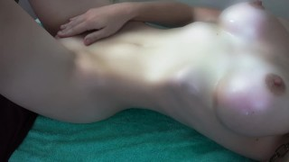 Thai model gets her sweet wet pussy filled