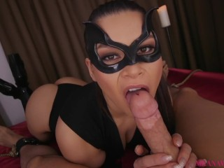 Give It To Me Batman - Meana Wolf