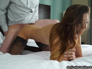 Preview 5 of Cheating slut dicked down by horny neighbor