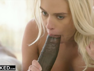 Cock Electrocution Fucking, BLACKED Horny Intern Cant Stop Herself around BBC Big Dick Blonde Hardco