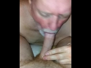 fb sucking my cock