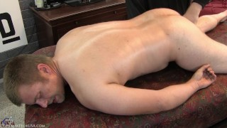 Jacobi's first-time had him moaning, groaning and gasping