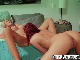 DigitalPlayground - Gigi Allens and Jayden Cole - Girl in Trouble
