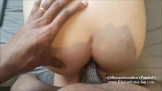Asian Wife Loving The Anal