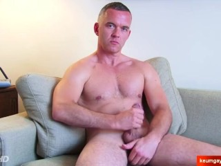 Martin's big dick massage! (hetero male seduced for gay porn)